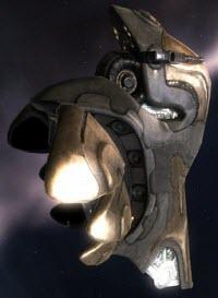 Еве онлайн корабль электронного противодействия Keres