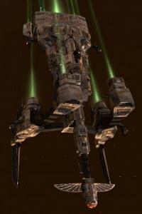 Еве онлайн боевой разведывательный корабль Huginn