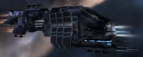Eve заградительный корабль Sabre