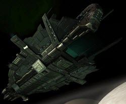Еве онлайн корабль-носитель Thanatos