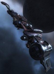 Еве онлайн заградительный корабль Eris