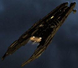 Еве онлайн корабль-носитель Archon