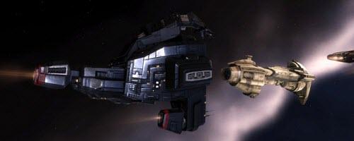 Eve online заградительный корабль Onyx