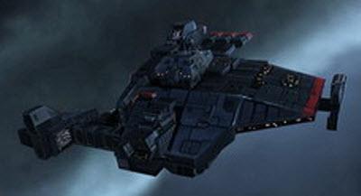 Eve боевой разведывательный корабль Rook