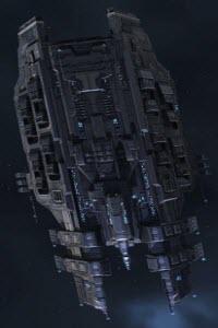 Еве онлайн линейный крейсер Drake