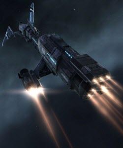 Еве онлайн ремонтный корабль Scimitar