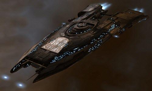 Еве онлайн боевой разведывательный корабль Curse