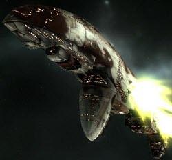 Еве линейный корабль Apocalypse