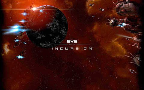 обновление eve online incursion