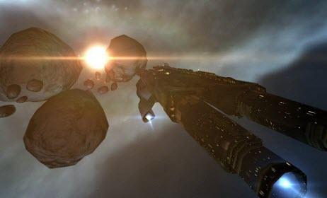 Добро пожаловать во вселенную Eve online