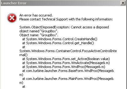 Ошибки на домашнем сервере лотро