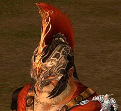 lineage 2 warrior helmet