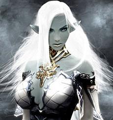 Темная эльфийка в l2