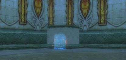 Арена для турнира pw