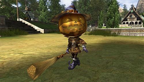 Хэллоуин r2 online