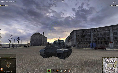 Ромб тигра 2 world of tanks