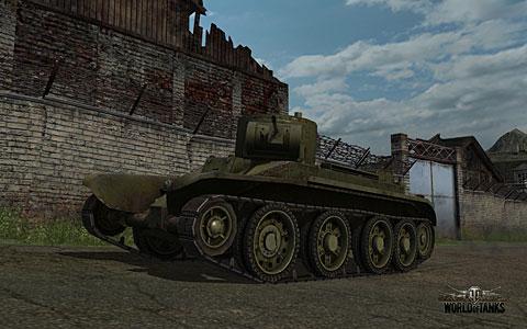 Легкий  танк в world of tanks