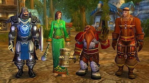 Аддоны / World Of Warcraft - 6 1 2 / 6 2 3 - 4Blizzard ru