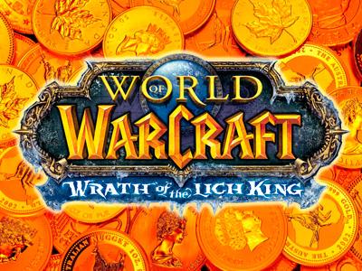 Каждый игрок мечтает о большом количестве золота в вов